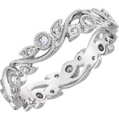 1/4 CTW Diamond Eternity Band  - W69816