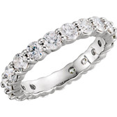 1 3/4 CTW Diamond Eternity Band  - W121936