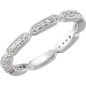 1/4CTW Diamond Eternity Band - W651706
