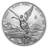 1 Oz Silver Mexican Libertad Obverse