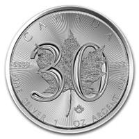 The Maple leaf celebrates it's 30th Anniversary.