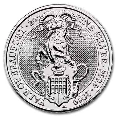 2019 Silver Yale 2 Ounce.