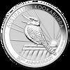 2020 Silver Kookaburra 1 Kilogram