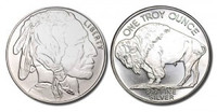 The US Buffalo Silver Round is one of the most popular Silver products in the world. It is high quality and very affordable.