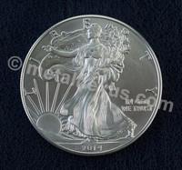 The American Silver Eagle 1 Oz