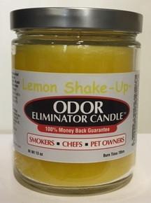 Lemon Shake Up Odor Eliminator Candle