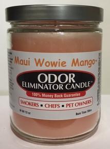 Maui Wowie Mango Odor Eliminator Candle