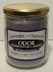 Lavender Odor Eliminator Candle