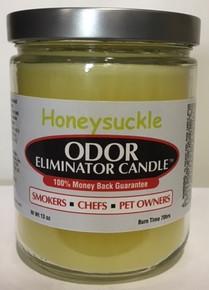 Honeysuckle Odor Eliminator Candle