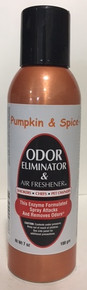 Pumpkin & Spice Odor Exterminator Spray