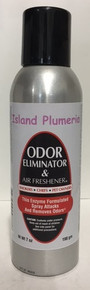 Island Plumeria Odor Eliminator Spray
