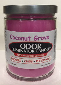 Coconut Grove Odor Eliminator Candle
