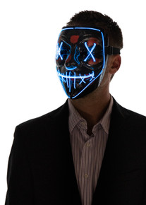 Light up Stitched Eyes Mask