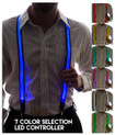 7 Color Selection LED