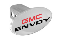 GMC Envoy Oval Trailer Hitch Cover Plug