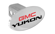 GMC Yukon Oval Trailer Hitch Cover Plug