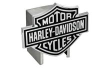 Harley-Davidson® Hitch Cover Black Harley-Davidson® Bar & Shield Logo Emblem Plus Hitch Ball Post Components (HDHCB14)