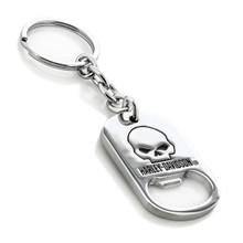 Harley-Davidson® Bottle Opener Keychain Keyring Key Chain Fob
