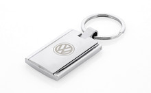 Volkswagen Logo Rectangular Shaped Keychain With Flip Open Picture Frame