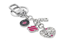 Harley-Davidson® Multi Charms Key Chain