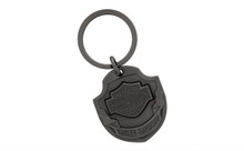 Harley-Davidson® Word Mark  & Ribbon Key Chain