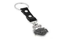 Harley-Davidson® Chandelier With SWAROVSKI Crystals Key Chain