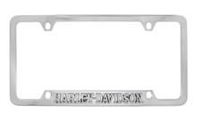 Harley-Davidson® Metal License Plate Frame (HDLFEP392) CLEARANCE