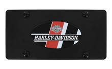 HARLEY-DAVIDSON Wordmark UV Printed Decorative Vanity Front License Plate Cover