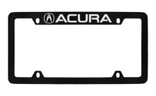 Acura Officially Licensed Black License Plate Frame Holder (ACA6-13-U)