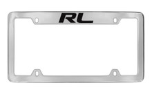 Acura RL Officially Licensed Chrome License Plate Frame Holder (ACD1-U)