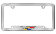 Cadillac V-Series License Plate Frame Tag Holder (CAV1-UF)