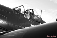 Wings of Angels Michael Malak Ashten Goodenough 03 WWII Corsair 11x17