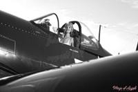 Wings of Angels Michael Malak Ashten Goodenough 05 WWII Corsair 11x17
