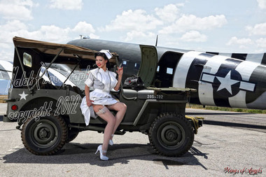 Wings of Angels Nurse Casey WWII