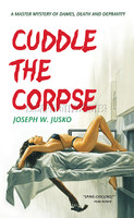 Joe Jusko Cuddle The Corpse Faux Paperback Art Signed Print