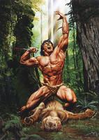 Tarzan, Jusko