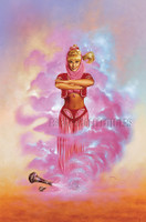 Joe Jusko I Dream of Jeannie