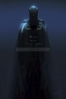 Daniel Murray The New Batman Signed Print