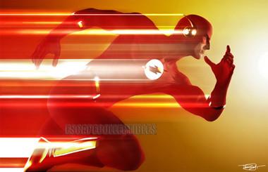 Daniel Scott Gabriel Murray Art The Flash