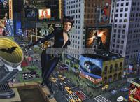 Gotham Square by Ed Lloyd Gragg