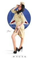 Malak Jenn Rox WWII Civil Air Patrol