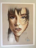 Tara Signed Color Print Luster Adam Braun