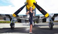 Wings of Angels Jessie Blue Dress Malak