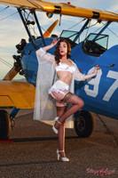 Wings of Angels Sexy Jessie II Stearman Biplane Malak