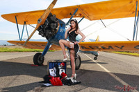 Wings of Angels Sexy Jessie III Stearman Biplane Malak