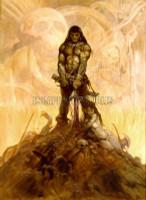 Barbarian Frazetta