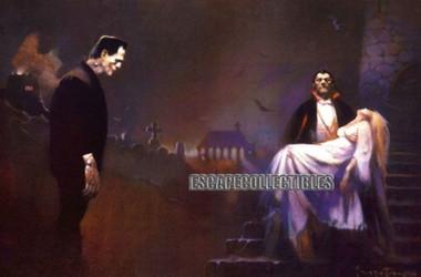 Frankenstein Frank Frazetta