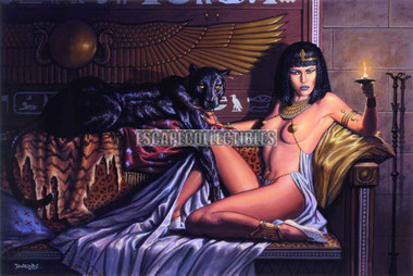Cleopatra Cleavenger