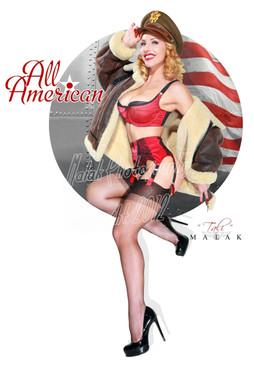 Malak All American