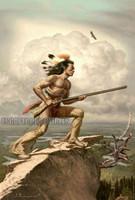 Boog Mohawk Art